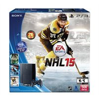 Playstation 3 500gb System Nhl15 And Uncharted 1&2 Bundle Ps3 By Ps3