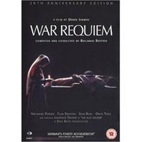 Britten: War Requiem [30th Anniversary Edition/ Jarman] (Music DVD)