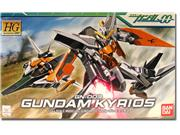 Gundam 00: HG 04 GN-003 Gundam Kyrios 1/144 Scale Model Kit