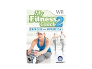 My Fitness Coach: Workout And Nutrition Wii Game