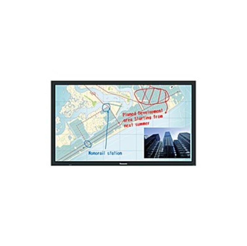 "Panasonic Th-65bf1u 65"" Lcd Touchscreen Monitor - 16:9 - 6.50 Ms - Infrared - Multi-touch Screen - 1920 X 1080 - Full Hd - 50,000:1 - 350 Nit - Edge L"