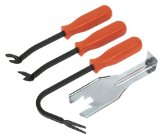 Sealey Trim Clip Removal Set 4Pc