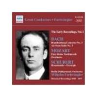 Wilhelm Furtwï ngler - Early Recordings, Vol 1