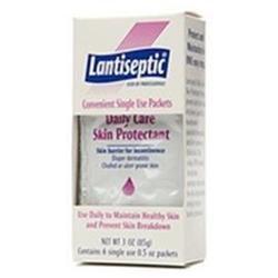 Lantiseptic Daily Care Skin Protectant, Single Use Packets 6 ea
