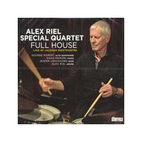 Alex Riel - Full House (Music CD)