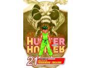 Hunter X Hunter 21 Hunter X Hunter