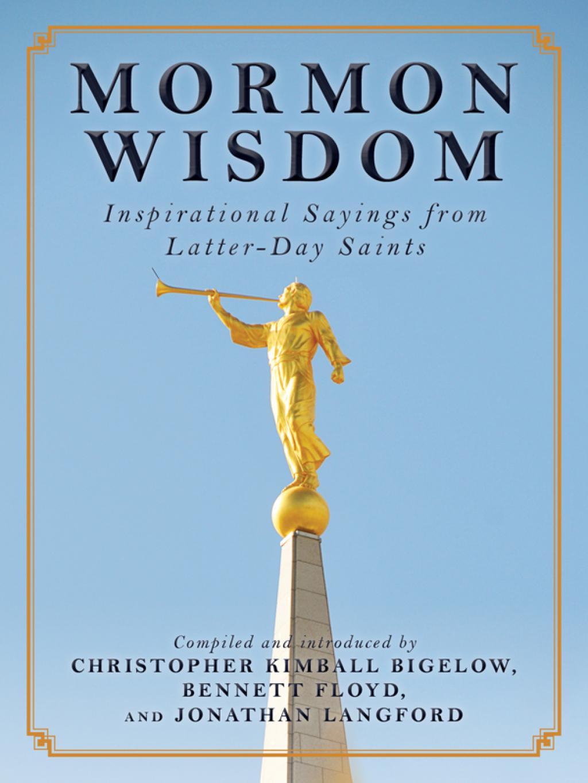 Mormon Wisdom (ebook)