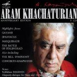 Aram Khachaturian Anniversary Edition