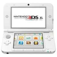 Nintendo 3ds Xl Portable Gaming Console - Pink/White Limited Edition