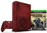 B Gears of War 4  b  br    br     After narrowly escaping an attack on their village, JD Fenix and his friends, Kait and Del, must rescue the ones they love and discover the source of a monstrous new enemy
