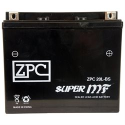 YTX20L-BS Motorcycle Battery for Buell 1200cc M2 Cyclone 2000