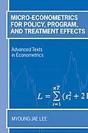 Micro-econometrics For Treatment-effect Analysis