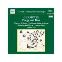 George Gershwin - Porgy And Bess (Engel, Winters, Williams, Matthews, Long)