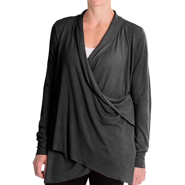 Royal Robbins Lindsey Wrap Cardigan Sweater - Rayon-linen (for Women)