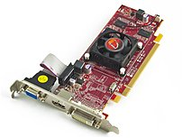 The VisionTek 900371 AMD Radeon HD 6450 Graphics Card is a next generation visual upgrade that offers advanced video and display technologies, as well as 2nd generation support for DirectX 11 for the most versatile solution for everyday computing