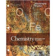 Bundle: Chemistry: Principles And Reactions, 8th, Loose-leaf   Owlv2, 4 Terms (24 Months) Printed Access Card