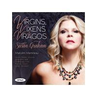 Virgins, Vixens & Viragos (Music CD)