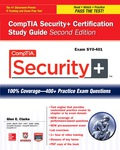 The best fully integrated study system available for the CompTIA Security  exam! Prepare for CompTIA Security  Exam SY0-401 with McGraw-Hill Professional--a Platinum-Level CompTIA Authorized Partner offering Authorized CompTIA Approved Quality Content to give you the competitive edge on exam day