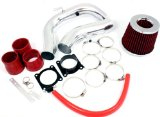 02 03 04 05 06 Nissan Sentra SE-R / Spec V 2.5L Cold Air Intake Red (Included Air Filter) #Cai-ns002r