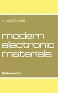 Modern Electronic Materials focuses on the development of electronic components