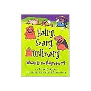 Hairy, Scary, Ordinary : What Is an Adjective?