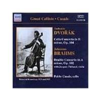 Dvorák: Cello Concerto; Brahms: Double Concerto