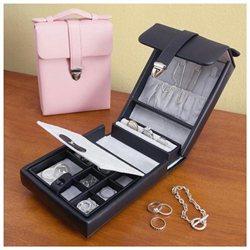 Royce Pocketbook Jewelry Case
