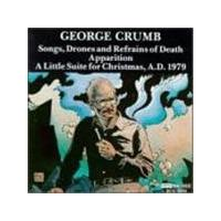 GEORGE CRUMB - Songs, Drones And Refrains Of Death (Speculum Musica)