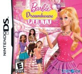 Barbie Dreamhouse Party- Nintendo DS