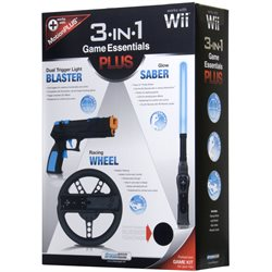 dreamGEAR DGWII-3151 Gaming Controller Accessory Kit