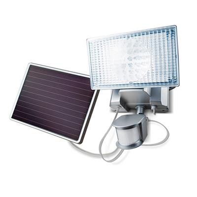 Maxsa Innovations 44449 Solar-powered 100 Led Motion-activated Outdoor Security Floodlight