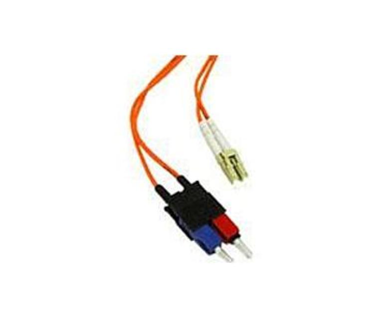 C2g 2m Lc-sc 50/125 Duplex Multimode Om2 Fiber Cable - Orange -6ft - 2m Lc-sc 50/125 Duplex Multimode Om2 Fiber Cable - Orange -6ft