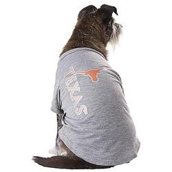 Texas Longhorns College Pet T-Shirt, Small