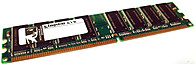 Kingston 256mb Ddr Sdram Memory Module - 256mb (1 X 256mb) - 266mhz Ddr266/pc2100 - Non-ecc - Ddr Sdram - 184-pin Kvr266x64c25/256