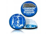 Paragon Innovations Dukeumagsetlogosta Crystal Magnets With  Cameron Indoor Arena And Logo Images, Giving A Magnifying Effect.-ncaa