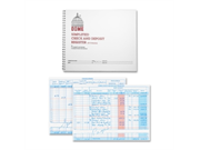 Dome Publishing Check And Deposit Register 1 EA