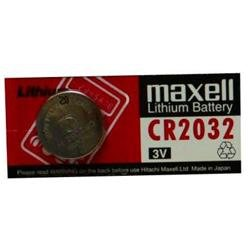 Maxell CR2032 Lithium 3V Coin Cell Battery DL2032 KL2032 SB-T15 SHIP FROM USA