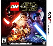 Warner Bros. 883929531776 Lego Star Wars: The Force Awakens Video Game - Nintendo 3ds