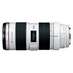 Canon EF 70-200mm f/2.8L IS USM Telephoto Zoom Lens - f/2.8