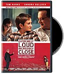 Extremely Loud and Incredibly Close  DVD   br  br     Oscar winners Tom Hanks and Sandra Bullock unite for the first time in this moving post 9 11 drama