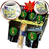 cgb_1721_1 Londons Times Funny Animals Cartoons - Duck-Billed Platypus sent by fax - Coffee Gift Baskets - Coffee Gift Basket
