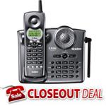 Uniden EXI3226-R 2.4GHz Cordless / 2-Line / Caller ID / Speakerphone