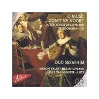 Duo Seraphim - Dutch Songs of Love & Freedom 1550-1750 [SACD] (Music CD)