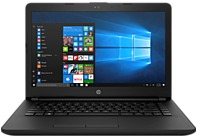 Hp 14t-bs000 1dn87av Notebook Pc - Intel Celeron N3060 1.6 Ghz Dual-core Processor - 4 Gb Ddr3l Sdram - 32 Gb Emmc Storage - 14-inch Display - Windows 10 Home 64-bit Edition