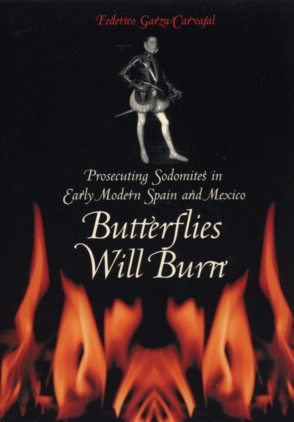 Butterflies Will Burn (ebook)