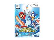 Mario & Sonic: Winter Games Wii Game SEGA
