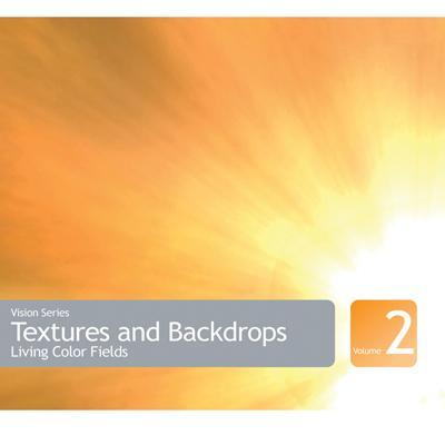 Textures and Backdrops Volume 2: Living Color Fields