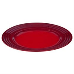 Le Creuset Cherry Dinner Plate