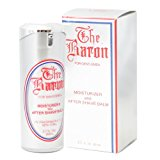 Ltl Fragrances The Baron Moisturizer and Aftershave Balm for Men, 2.7 Ounce