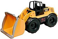Toystate 35643 Caterpillar Job Site   Wheel Loader Toy